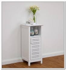 free standing bathroom storage ideas attractive slim bathroom cabinet bathroom cabinet storage white 4