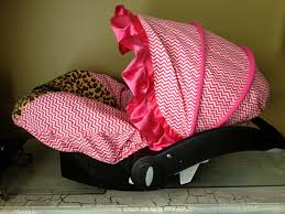 Pink Car Seat Canopy by Baby Car Seat Cover Canopy Infant Car Seat Cover Canopy Leopard