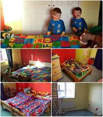 Fireman Sam Bedroom Furniture by Creating A Bedroom For 4 Year Old Twin Boys An Organised Mess