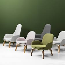 the era lounge chair from normann copenhagen