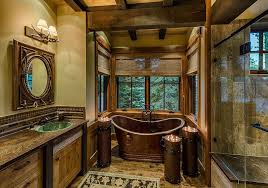rustic cabin bathroom ideas rustic cabin bathroom decor pictures bathroom decor ideas