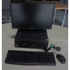 ensemble ordinateur de bureau pas cher ordinateur familial complet occasion destockage pas cher