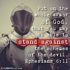 Scripture Memes - ephesians 6 11 dailybiblememe com