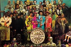 sargeant peppers album cover 5 album covers that ripped sgt pepper s lonely hearts club