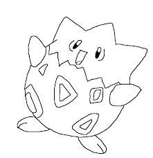 pokemon coloring pages togepi togepi pokemon coloring pages get coloring pages