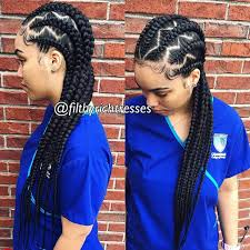 hairstlye of straight back 31 cornrow styles to copy for summer stayglam