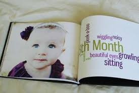 baby 1st year book baby s year book memory book ideas juxtapost