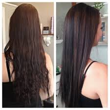 long brown hairstyles with parshall highlight partial highlights before after beauty pinterest partial