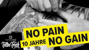 eventbericht 10 jahre no pain no gain mit dem tattoo truck