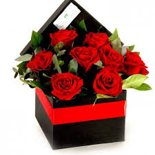 Roses In A Box Roses In A Box