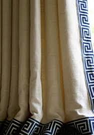 Greek Key Trim Drapes 246 Best Drapes Images On Pinterest Window Coverings Curtains