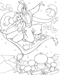 alladin coloring pages aladdin coloring page disney coloring pages pinterest disney