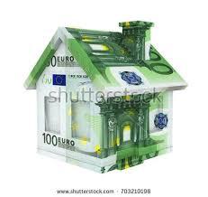 stacks 100 euro banknotes stock illustration 387952006 shutterstock