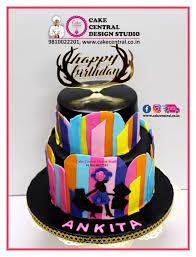 Indian Flag Cake Birthday Cakes In Delhi Online Order Fondant Theme Birthday Cakes