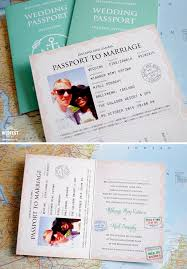 Cruise Wedding Invitations The 25 Best Passport Wedding Invitations Ideas On Pinterest