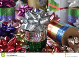 wrapping supplies gift wrapping supplies stock photo image of creative 48950762