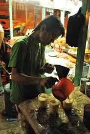 Teh Telur teh telur tea with egg indonesia drink the travel tart