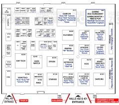 floor plan u0026 details consumer electronics exhibition 2016 www