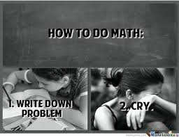 How To Do Memes - how to do math by andy9554 meme center