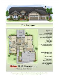 Sample Home Plans Boise Custom Home Builder