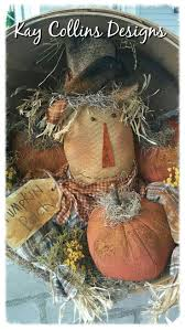 310 best primitive scarecrows images on pinterest primitive