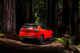 jeep red 2017 2017 jeep compass trailhawk first drive compass finally finds