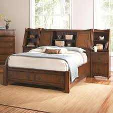 bedroom furniture cushioned freestanding leather solid