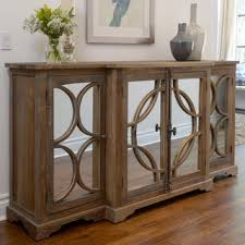 amri elmwood and glass sideboard 15a dr console pinterest