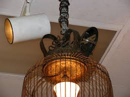retro bird cage chandelier home decorations gorgeous bird cage