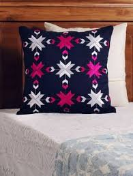 Sofa Cover Online Buy Buy Cream Fuschia Orange Phulkari Embroidered Cotton Cushion