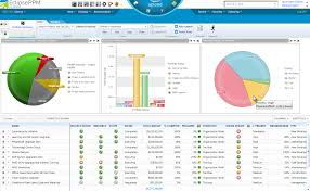 Free Project Dashboard Template Excel Portfolio Management Eclipse Ppm
