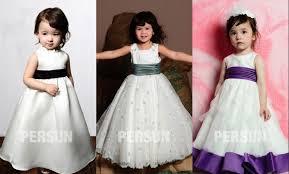 robe habillã e pour un mariage comment habiller la fille pour votre mariage