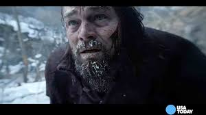 Challenge Usa Today Leo Dicaprio The Revenant Challenge Was The Cold