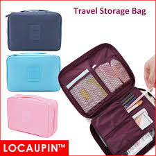 travel storage bags free shipping locaupin travel toiletries bags