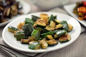 poele à cuisiner courgettes à la poêle la meilleure recette