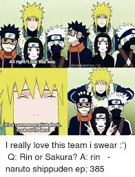 Naruto Shippuden Memes - 25 best memes about rin naruto shippuden rin naruto