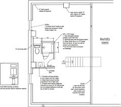 basement bathroom floor plans harding construction archives mracheck basement bathroom