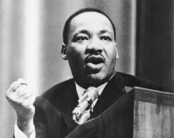 Martin luther king research paper sources