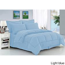 Bed In A Bag King Comforter Sets 8 Piece Manhattan Lights Collection Bed In A Bag Comforter Set