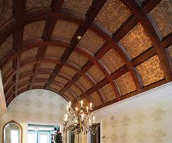Decorative Ceiling Tiles Perform in Interiors