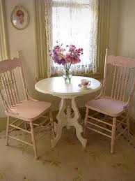 Cottage Style Chairs by Pretty In Pink Cottage Style Table U0026 Chairs Perfect For Tea With