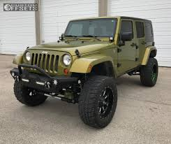 2007 jeep wrangler fuel throttle bds suspension suspension lift 5in