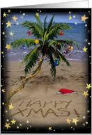 hawaiian christmas cards from greeting card universe