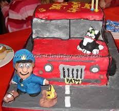 coolest postman pat cake ideas photos