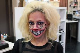 cat fangs halloween use makeup as your costume for halloween