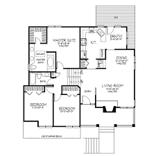 front to back split house front back split level house plans country plan floor 072 d