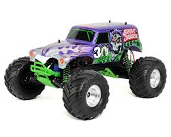 grave digger toy monster truck traxxas 30th anniversary
