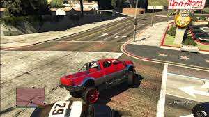 gta 5 big monster truck