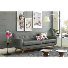 Best Deals On Leather Sofas Beatnik Oxford Leather Tan Sofa Overstock Com Shopping The