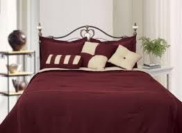 Maroon Comforter Maroon Bedding Amazon Com